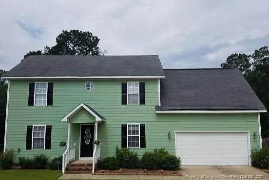 3008 Piney Mountain Drive, Hope Mills, NC 28348 (MLS #670741) :: Freedom & Family Realty
