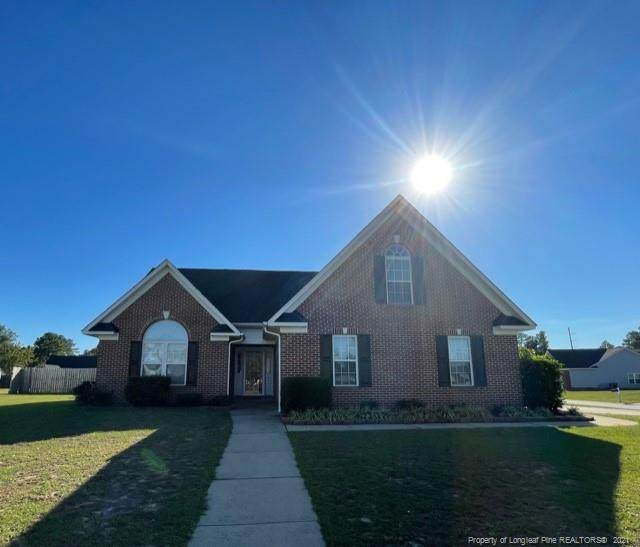 3229 Brookemere Place, Fayetteville, NC 28304 (MLS #670883) :: Freedom & Family Realty