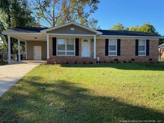 317 Bandera Drive, Fayetteville, NC 28303 (MLS #670891) :: Freedom & Family Realty