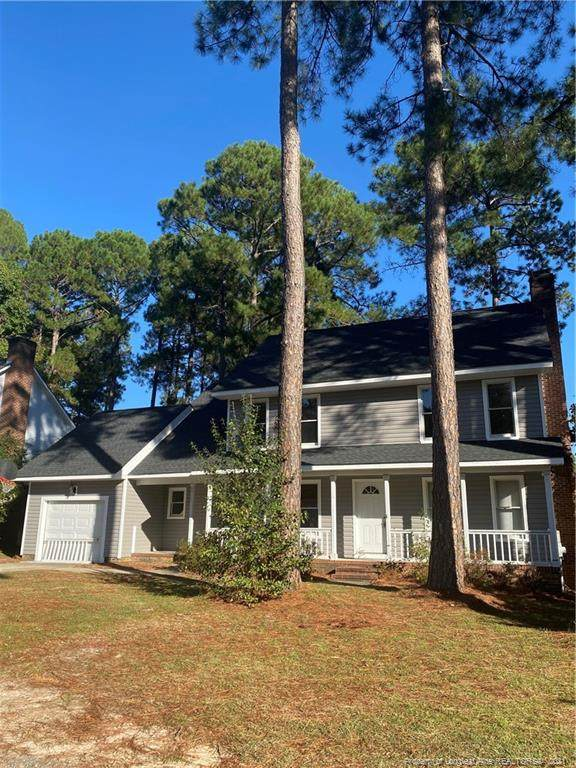 417 Runnymede Drive, Fayetteville, NC 28314 (MLS #670908) :: Towering Pines Real Estate