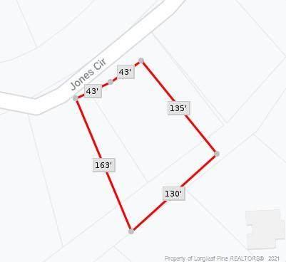 6079 Jones Circle, Sanford, NC 27332 (MLS #670928) :: RE/MAX Southern Properties