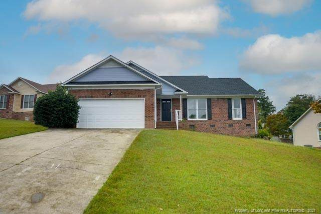 491 Greywalls Court, Fayetteville, NC 28311 (MLS #670997) :: Freedom & Family Realty