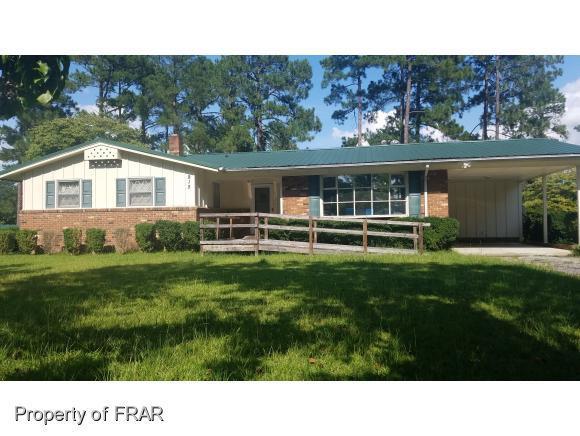 915 Bingham Drive, Fayetteville, NC 28304 (MLS #324249) :: Weichert Realtors, On-Site Associates