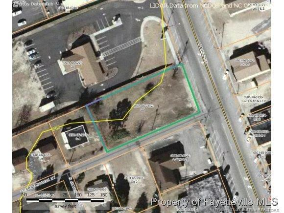 N Main Street, Spring Lake, NC 28390 (MLS #389986) :: The Signature Group Realty Team