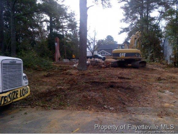 119 Scott (Lot 4) Avenue, Fayetteville, NC 28301 (MLS #396100) :: Weichert Realtors, On-Site Associates