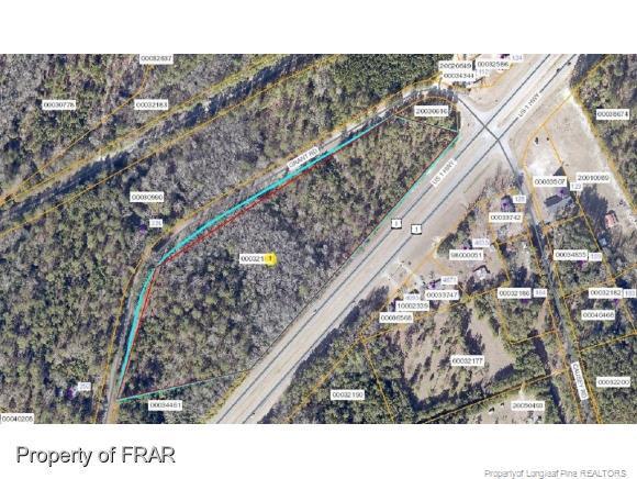 TBD Grant Lot 4 Road #4, Vass, NC 28394 (MLS #456793) :: Weichert Realtors, On-Site Associates