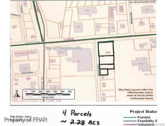 4795 Raeford Road, Fayetteville, NC 28301 (MLS #516980) :: Weichert Realtors, On-Site Associates