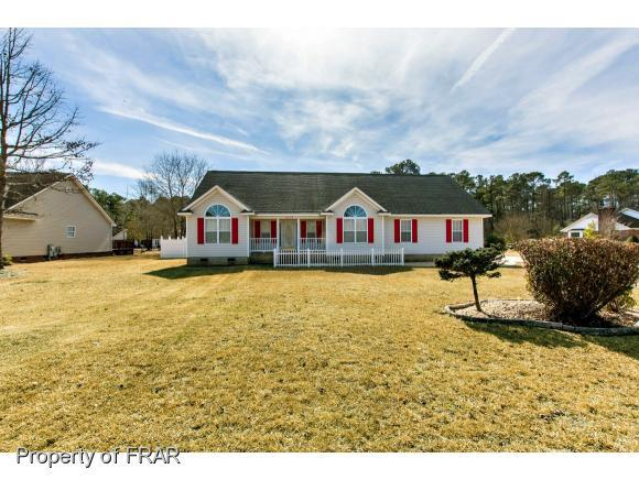 24298 Nc Hwy 71 North, Parkton, NC 28371 (MLS #525285) :: Weichert Realtors, On-Site Associates
