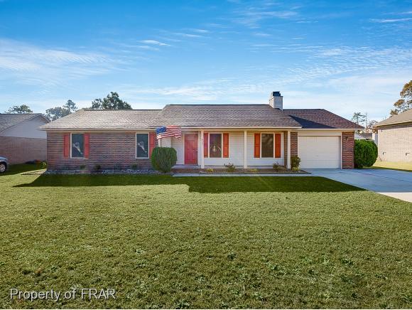 8505 Cartman Dr, Fayetteville, NC 28314 (MLS #532157) :: ERA Strother Real Estate