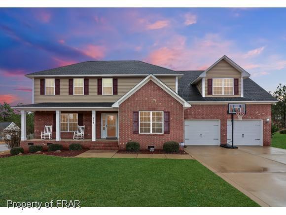 278 Advance Drive, Lillington, NC 27546 (MLS #534824) :: ERA Strother Real Estate