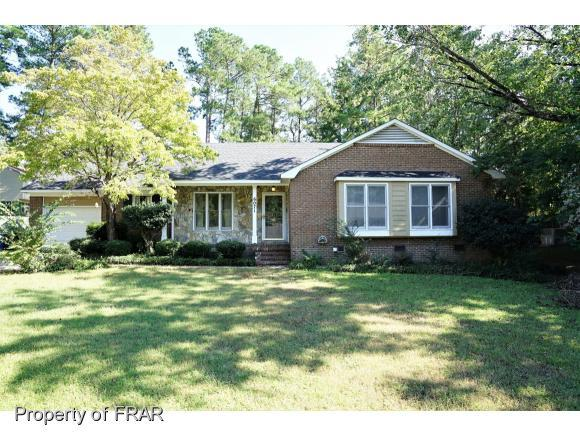6071 Lakeway Drive, Fayetteville, NC 28306 (MLS #535809) :: Weichert Realtors, On-Site Associates