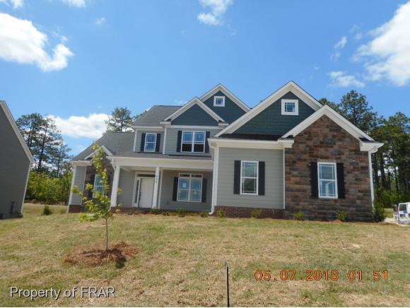 605 W. Summerchase Dr, Fayetteville, NC 28311 (MLS #536623) :: Weichert Realtors, On-Site Associates