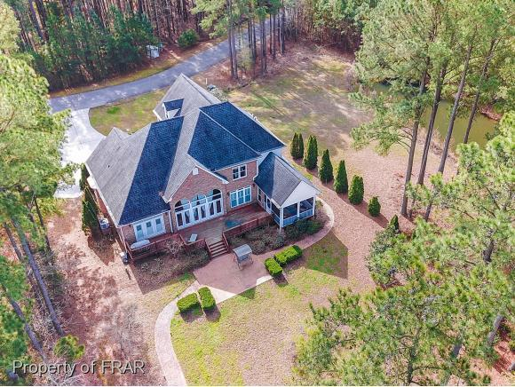 135 Applewood Lane, Vass, NC 28394 (MLS #537686) :: Weichert Realtors, On-Site Associates
