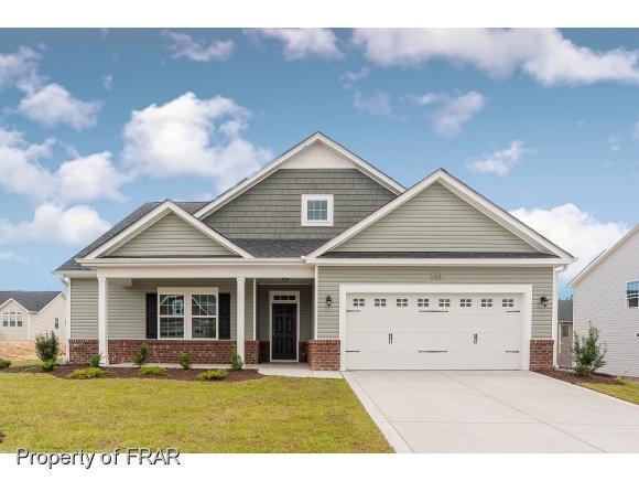 162 Gladstone (Lot 91) Street, Raeford, NC 28376 (MLS #538476) :: Weichert Realtors, On-Site Associates
