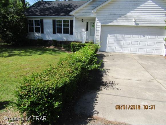 3532 Hill St, Hope Mills, NC 28348 (MLS #538637) :: Weichert Realtors, On-Site Associates