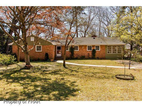 3225 Brechin Road, Fayetteville, NC 28303 (MLS #538735) :: Weichert Realtors, On-Site Associates
