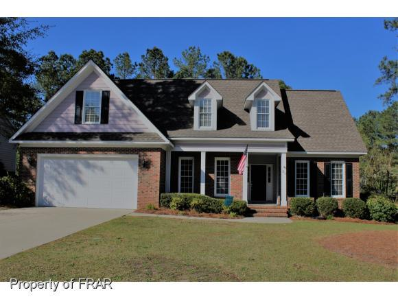20 Falling Water, Spring Lake, NC 28390 (MLS #539638) :: Weichert Realtors, On-Site Associates