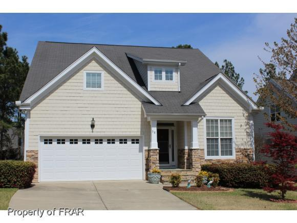 38 Cottswold Ln, Spring Lake, NC 28390 (MLS #539682) :: Weichert Realtors, On-Site Associates