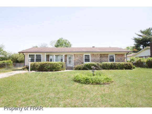 2105 Biltmore Drive, Fayetteville, NC 28304 (MLS #540071) :: Weichert Realtors, On-Site Associates