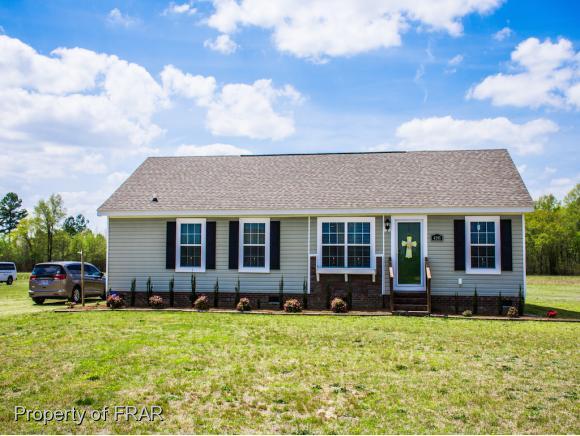 4195 Evergreen Church Road, Pembroke, NC 28372 (MLS #540186) :: Weichert Realtors, On-Site Associates