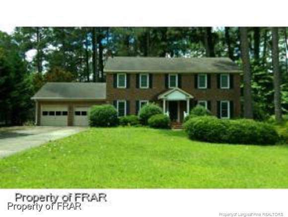 2043 Merrimac Drive, Fayetteville, NC 28304 (MLS #541542) :: Weichert Realtors, On-Site Associates