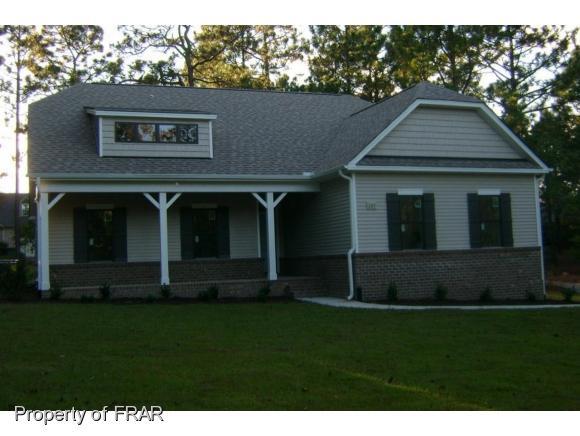 105 Dennis Circle, West End, NC 27376 (MLS #541733) :: Weichert Realtors, On-Site Associates