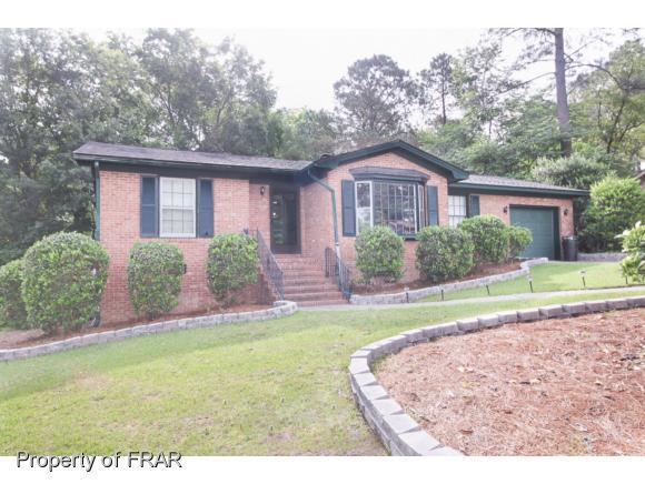 6416 Milford Road, Fayetteville, NC 28303 (MLS #541922) :: Weichert Realtors, On-Site Associates