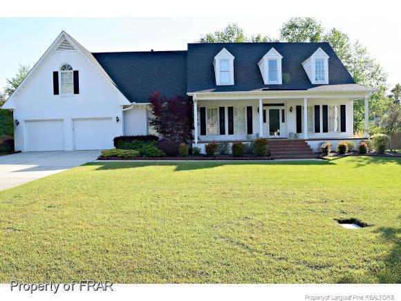 4333 Ferncreek Drive, Fayetteville, NC 28314 (MLS #542143) :: Weichert Realtors, On-Site Associates