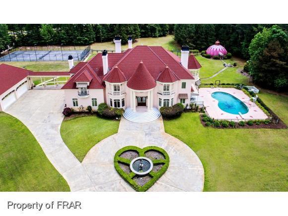 6790 Stone Mountain Farm Road, Fayetteville, NC 28311 (MLS #542319) :: Weichert Realtors, On-Site Associates