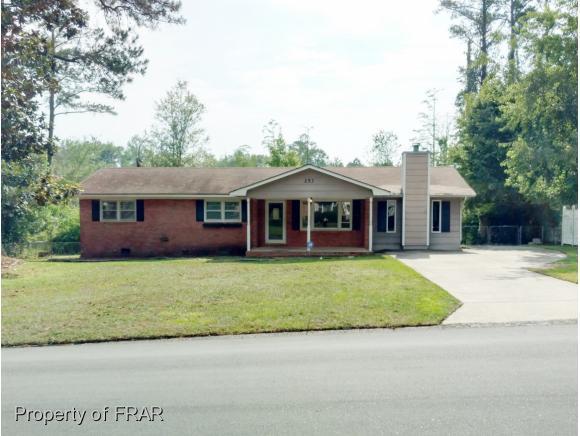 253 Brewster Drive, Fayetteville, NC 28303 (MLS #543263) :: Weichert Realtors, On-Site Associates