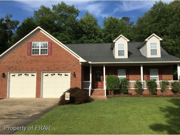 1212 Shawnee Creek Ct, Hope Mills, NC 28348 (MLS #543952) :: Weichert Realtors, On-Site Associates