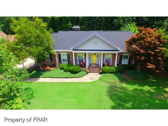 2708 Bennington Rd, Fayetteville, NC 28303 (MLS #544095) :: Weichert Realtors, On-Site Associates
