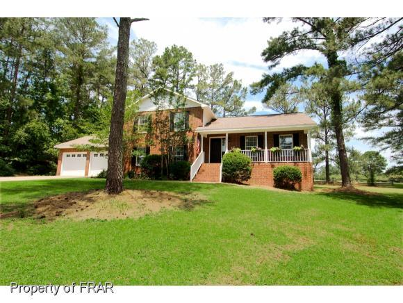 5618 Quail Ridge Dr, Sanford, NC 27332 (MLS #544521) :: Weichert Realtors, On-Site Associates
