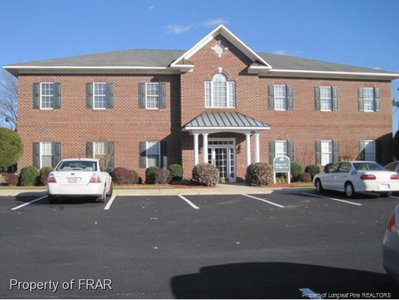 2936 Breezewood Suite 200, Fayetteville, NC 28303 (MLS #544801) :: Weichert Realtors, On-Site Associates