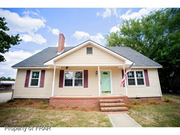 1014 Westmont Dr, Fayetteville, NC 28305 (MLS #545804) :: Weichert Realtors, On-Site Associates