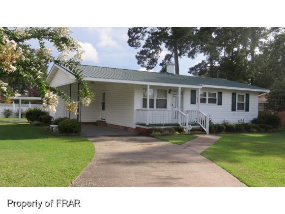 1912 East 6Th Street, Lumberton, NC 28358 (MLS #546208) :: Weichert Realtors, On-Site Associates