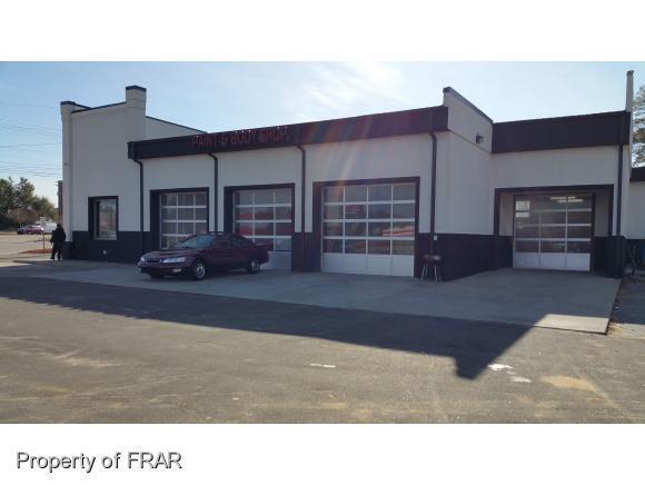 2314 Gillespie 1-95 Bus Street, Fayetteville, NC 28306 (MLS #546249) :: Weichert Realtors, On-Site Associates