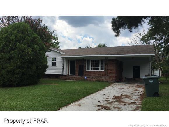5615 Dodge Drive, Fayetteville, NC 28303 (MLS #547472) :: Weichert Realtors, On-Site Associates