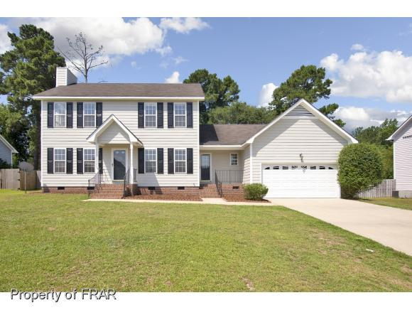 5508 Shady Pine Ct, Hope Mills, NC 28348 (MLS #547525) :: The Rockel Group