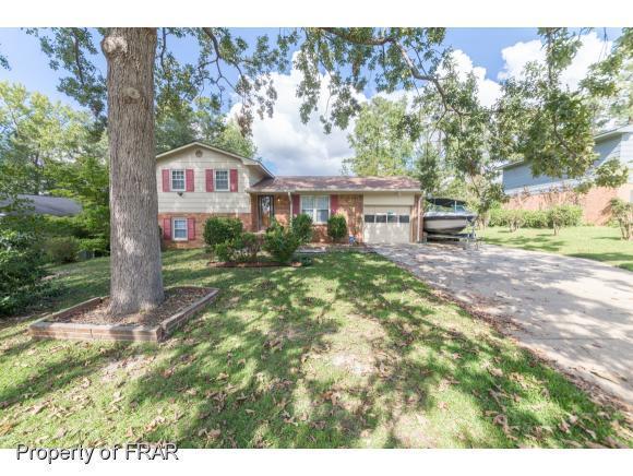 7566 Jennings Lane, Fayetteville, NC 28303 (MLS #547671) :: Weichert Realtors, On-Site Associates