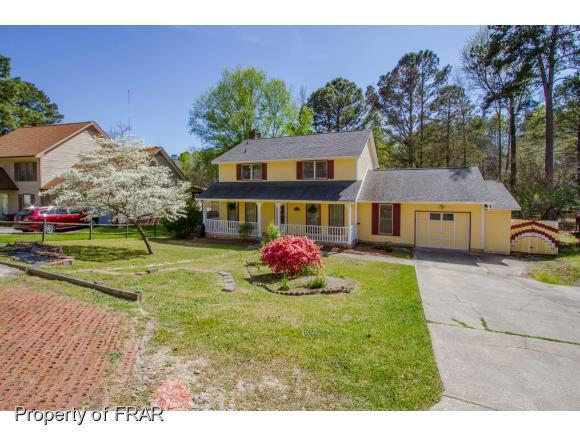 689 Georgetown Circle, Fayetteville, NC 28306 (MLS #548258) :: Weichert Realtors, On-Site Associates