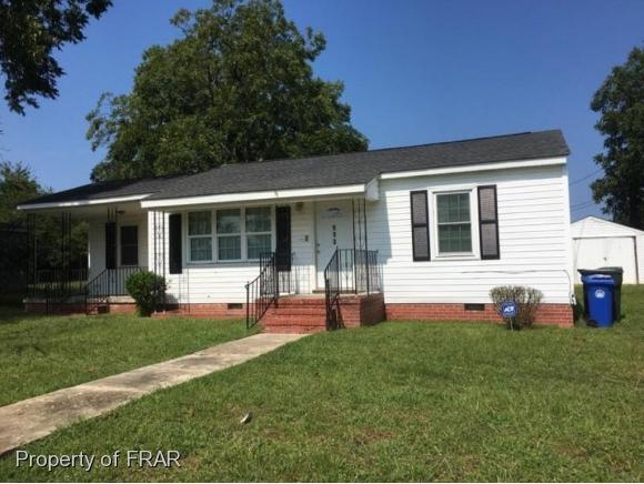 913 Doll Street, Fayetteville, NC 28303 (MLS #548484) :: Weichert Realtors, On-Site Associates