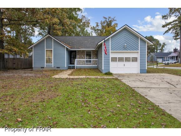 6047 Harmon Place, Fayetteville, NC 28314 (MLS #548702) :: Weichert Realtors, On-Site Associates