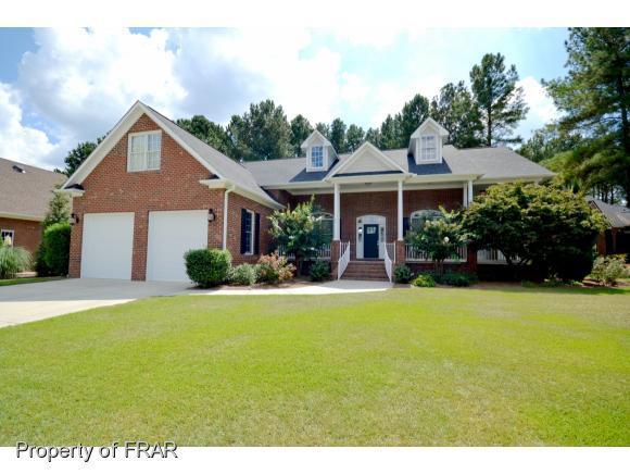 2907 Merlin Court, Fayetteville, NC 28306 (MLS #549150) :: Weichert Realtors, On-Site Associates