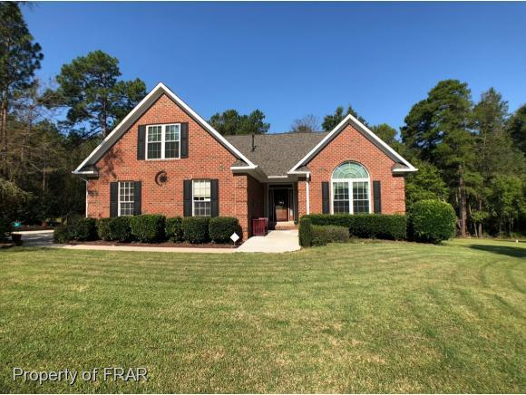 3320 Auckland Court, Fayetteville, NC 28306 (MLS #549355) :: The Rockel Group