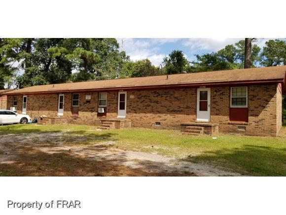 5006 Fieldcrest, Fayetteville, NC 28303 (MLS #550404) :: Weichert Realtors, On-Site Associates