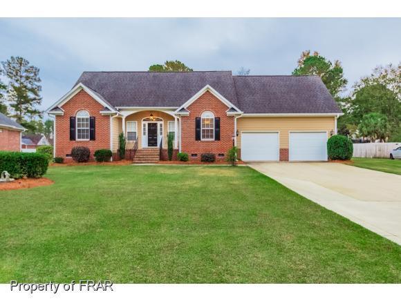 4516 Woodswallow Drive #248, Fayetteville, NC 28312 (MLS #551111) :: Weichert Realtors, On-Site Associates