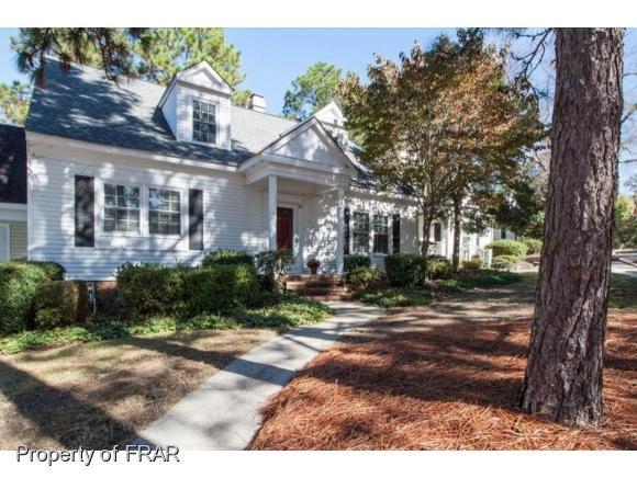 24 Colonial Pines Circle, Pinehurst, NC 28374 (MLS #551636) :: Weichert Realtors, On-Site Associates