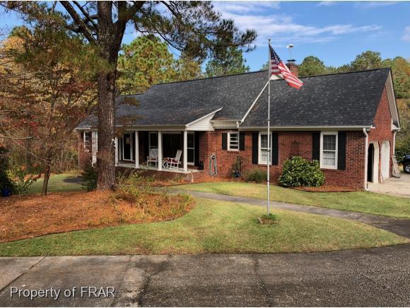8282 Galwood Drive, Linden, NC 28356 (MLS #552342) :: Weichert Realtors, On-Site Associates