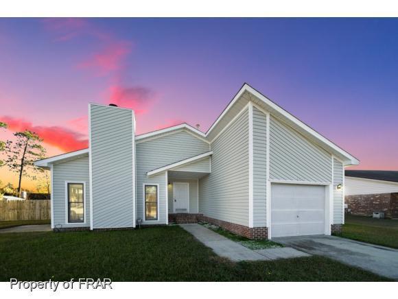 6611 Brannan Way, Fayetteville, NC 28314 (MLS #552435) :: Weichert Realtors, On-Site Associates